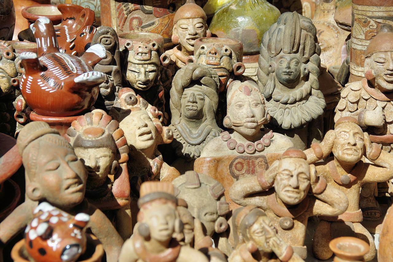 Figuras Incas Otavalo Ecuador